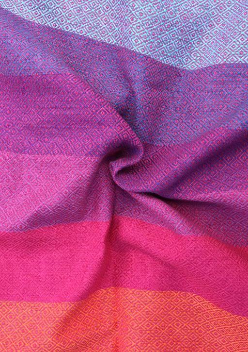 Ringsling Girasol Diamond Earthy Rainbow