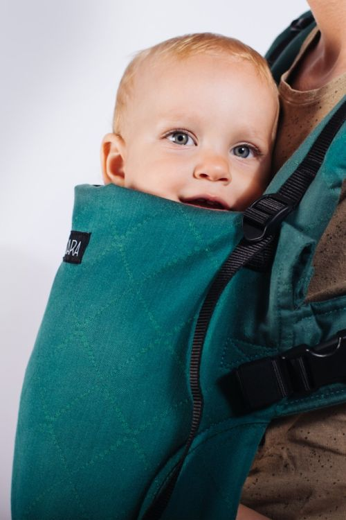 Isara V3 Green (R)evolution Toddler Full Wrapconversion