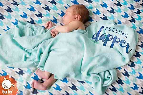 Tula Blanket Set Dapper