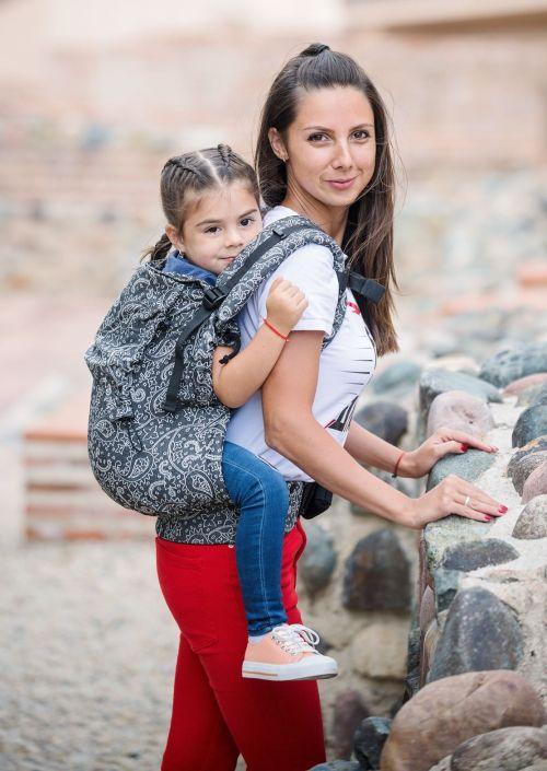 Neko Switch Toddler Efes Paisley Hazel Dark