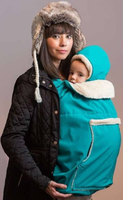 Isara Winter Cover Turquoise