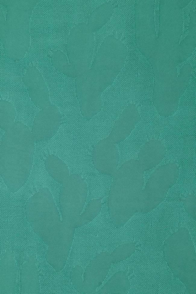 Tula Blanket Saguaro Blauw