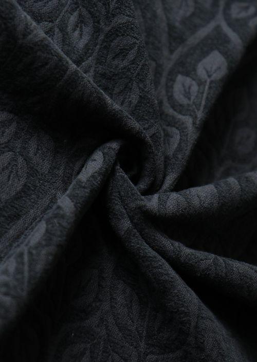 Yaro La Vita Contra Beach Towel All Black