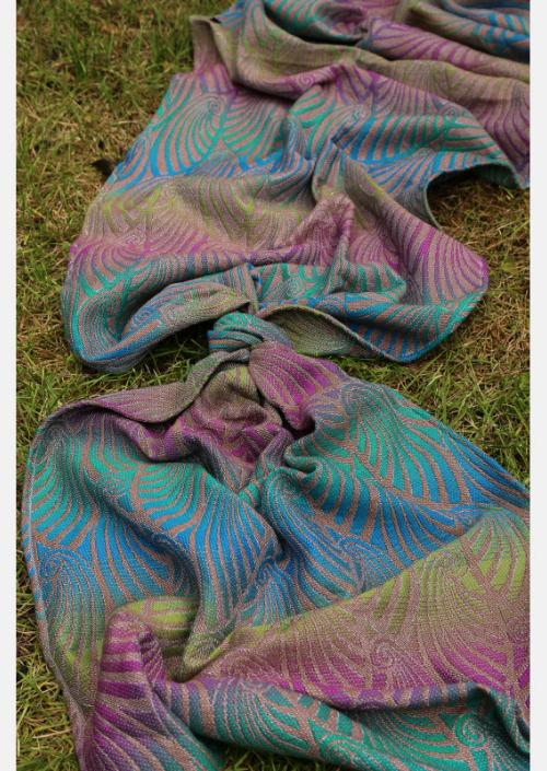 Ringsling Yaro Dandy Trinity Ara Rainbow High Wool