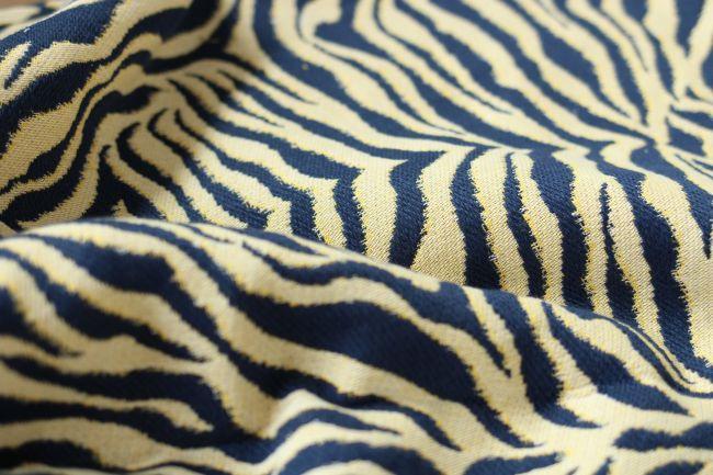 Yaro Tiger Puffy Midnight Vanilla