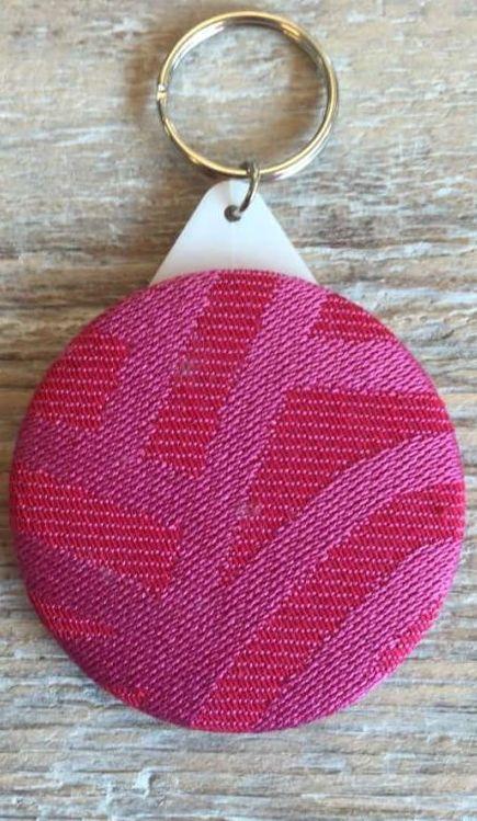 Yaro Slingmirror Braid Fuchsia Red Glossy