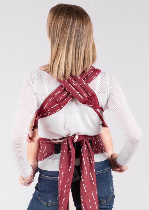 Isara Quick Half Buckle Carrier Ruby Code