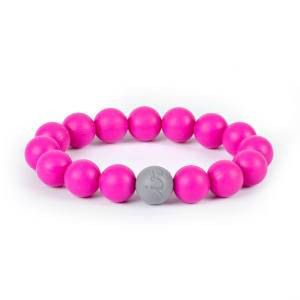 Itzy Ritzy Armband Hot Pink