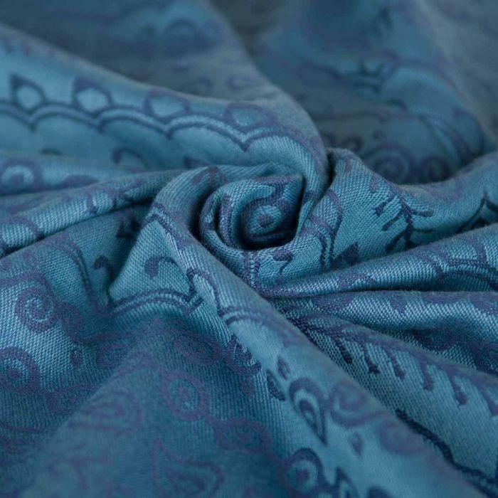 Hop-Tye Buckle Darjeeling Aquamarine