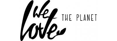 We Love The Planet logo