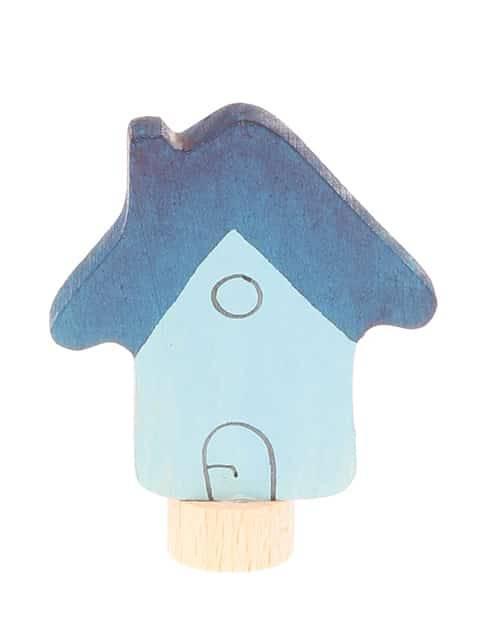 Grimm's Steker Blauw Huis