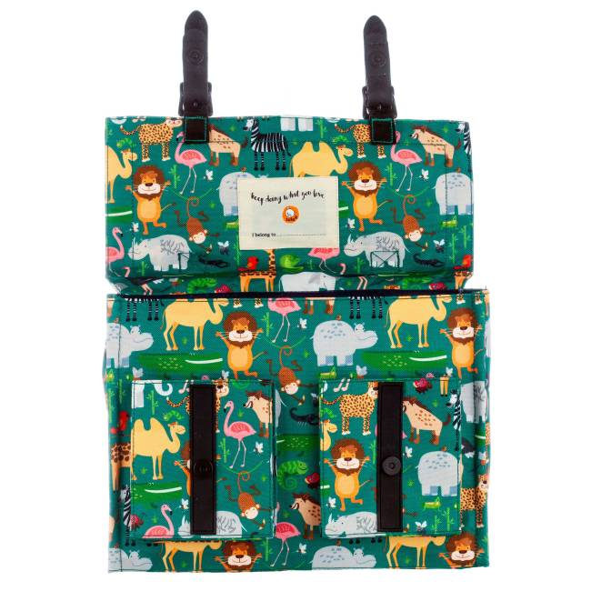 Tula Kids Backpack Safari
