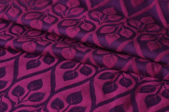 Yaro La Vita Purple Pink Wool