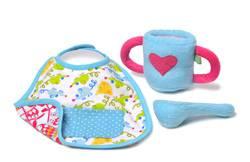 Rubens Baby Accessoires Eet Setje