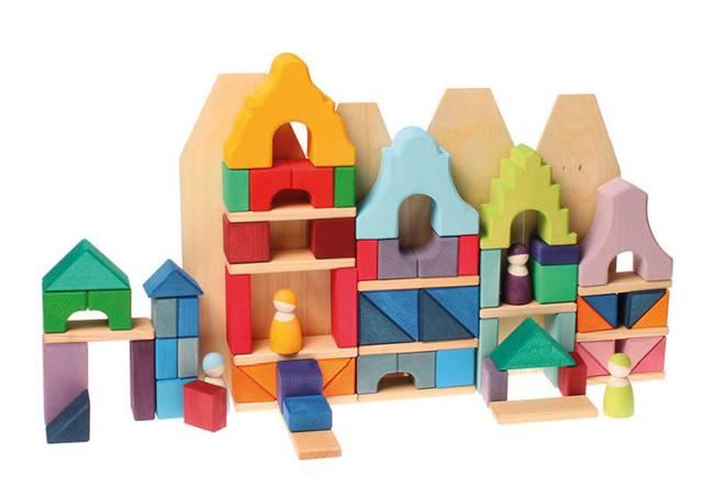 Grimm's huisjes