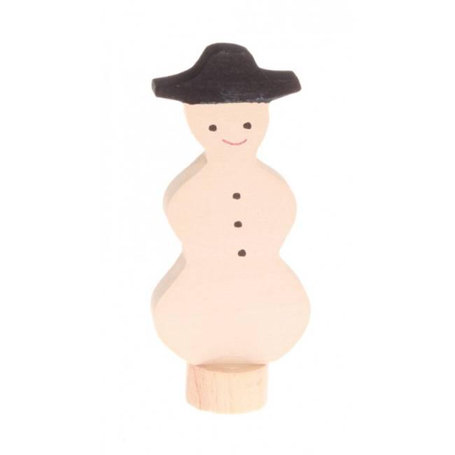 Grimm's Steker Snowman
