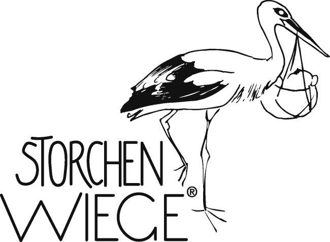 Storchenwiege Logo