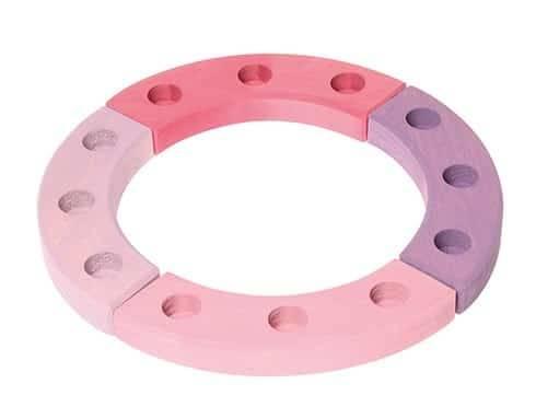 Grimms Verjaardagsring Seizoensring Roze Paars 02012