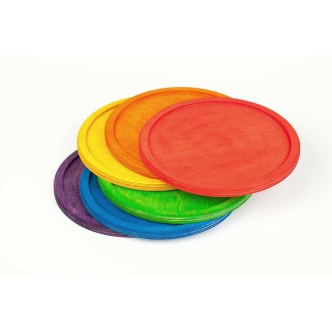 Grapat 6 Gekleurde Schijven