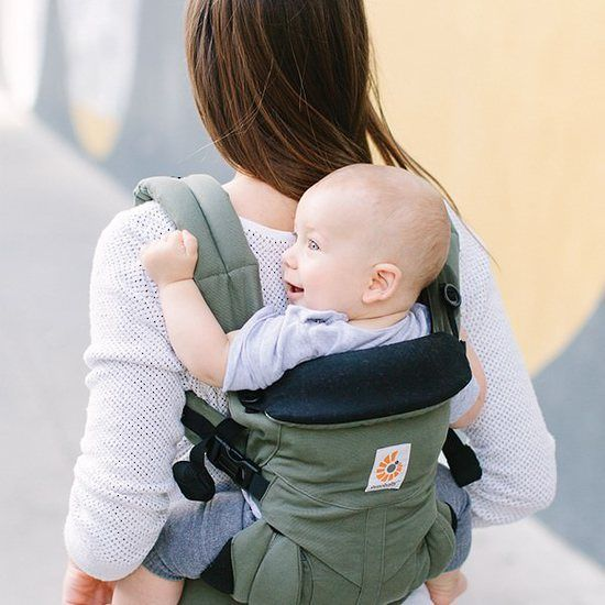 Ergobaby Carrier 4P OMNI 360 Khaki Green