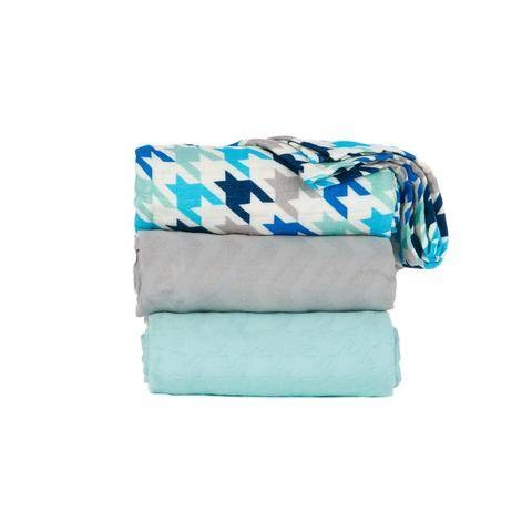 Tula Blanket Set Dapper