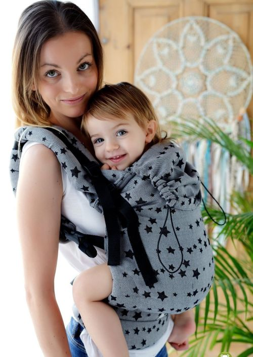 Little Frog Toddler Carrier Day Sky