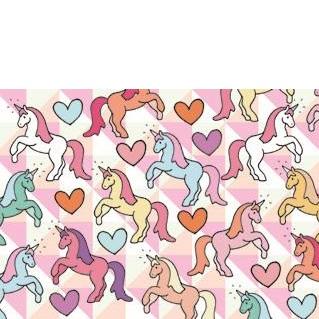 Postkaart Unicorns