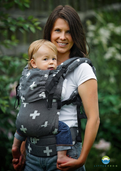 Little Frog Prime Carrier Grey Cations