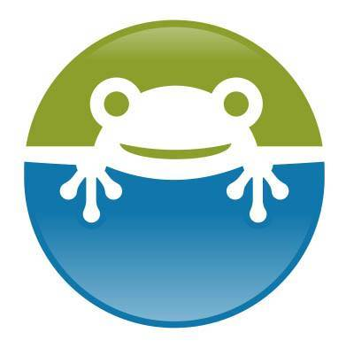 Little Frog Logo