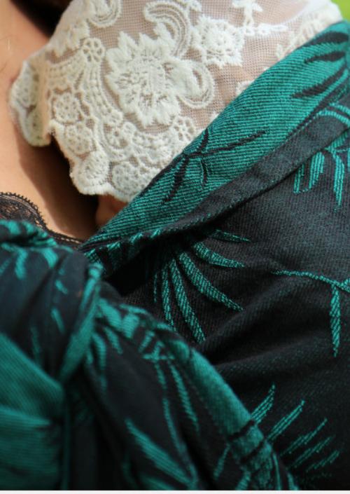 Ringsling Yaro Bahamas Black Emerald