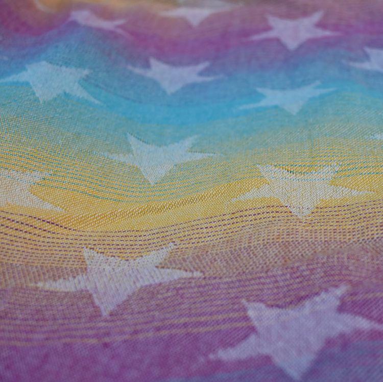 Yaro Stars Lite Lollypop Rainbow Seacell