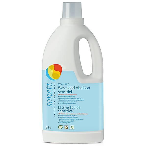 Vloeibaar Wasmiddel Eco Sensitief