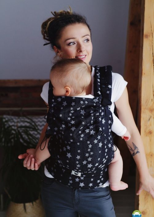 Little Frog Baby Carrier Night Sky