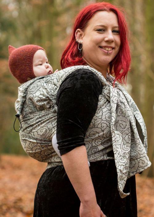 Neko Half Buckle Toddler Lokum Hazel
