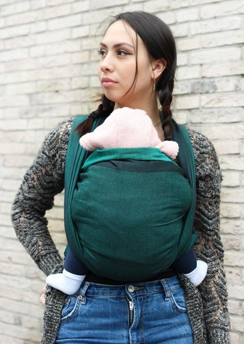 Yaro Newborn Emerald Black