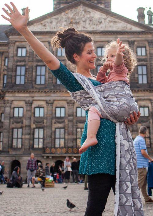 Hoppediz Amsterdam Stone