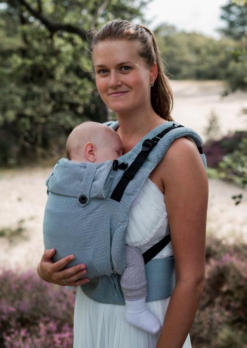 Pure Baby Love Click & Go Toddler Sea Blue