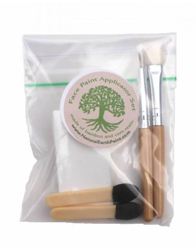 Bamboe Make-up kwastjes