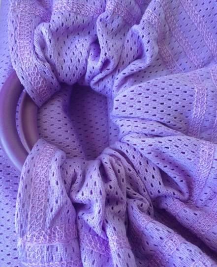 Water Sling Violet