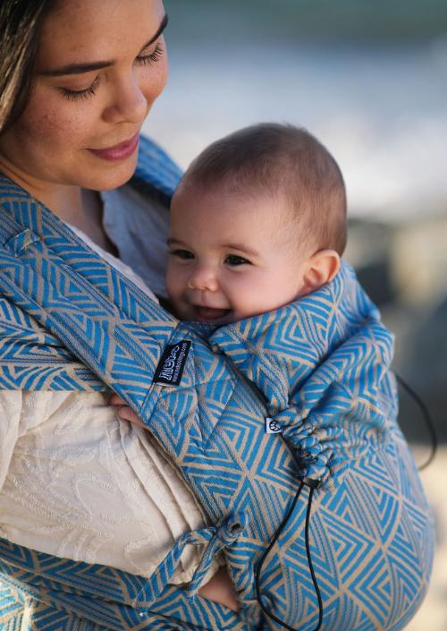 Neko Half Buckle Baby Shiraz