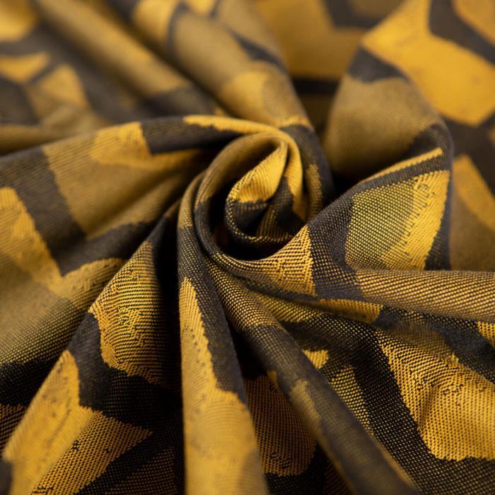 Mondkapje Amsterdam Yellow