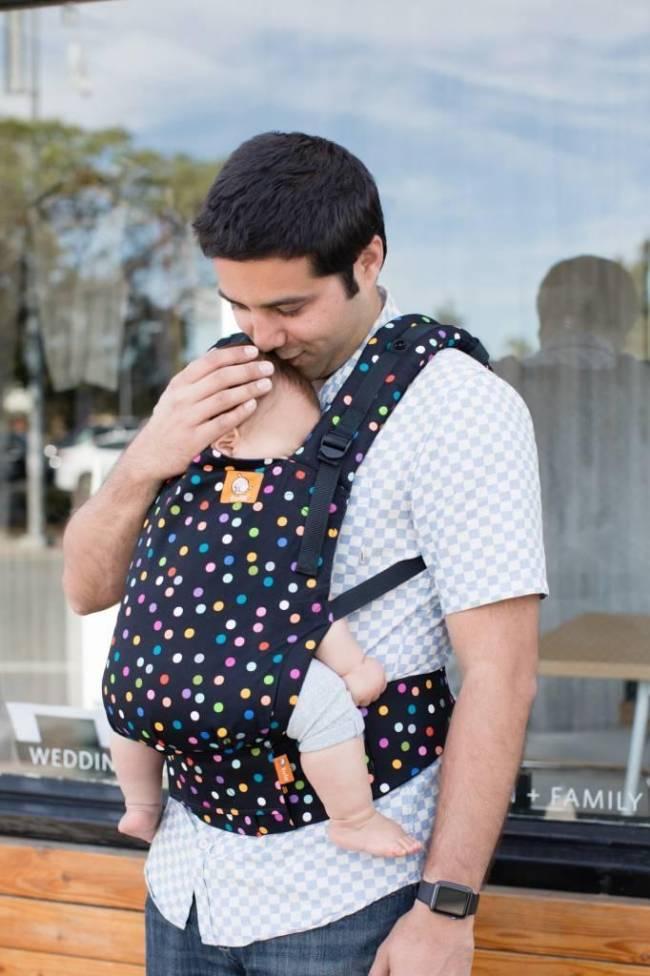 Tula Free-to-Grow Confetti Dot