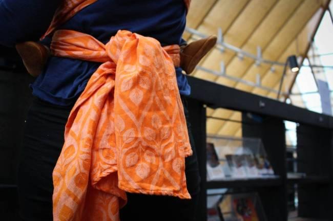 Yaro La Vita Orange Bamboo