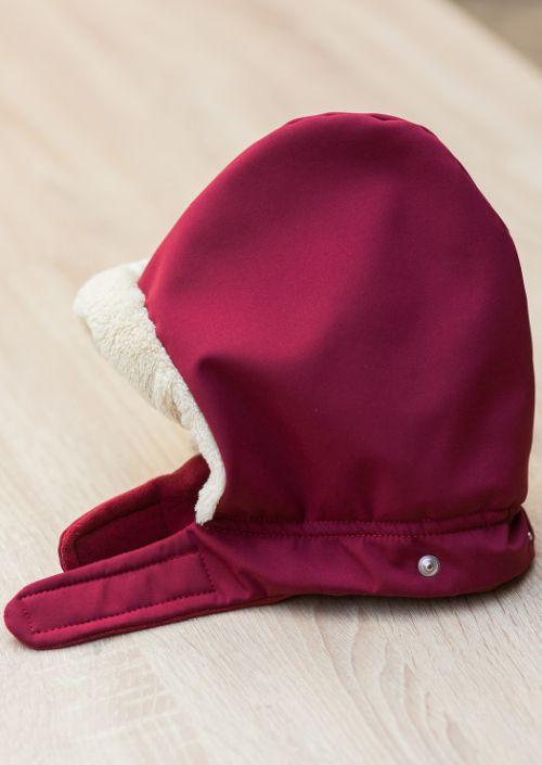 Isara Berrylicious Burgundy Hood