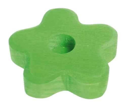 Grimm's stekerhouder bloem groen klein