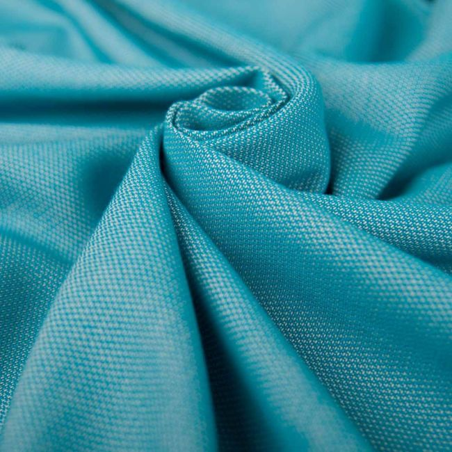 Hoppediz Ultralight Turquoise Newborn draagdoek
