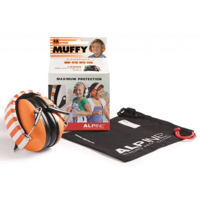 Alpine Muffy Orange