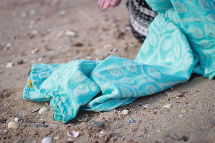 Ringsling Yaro La Vita Arctic- Blue Natural SeaCell