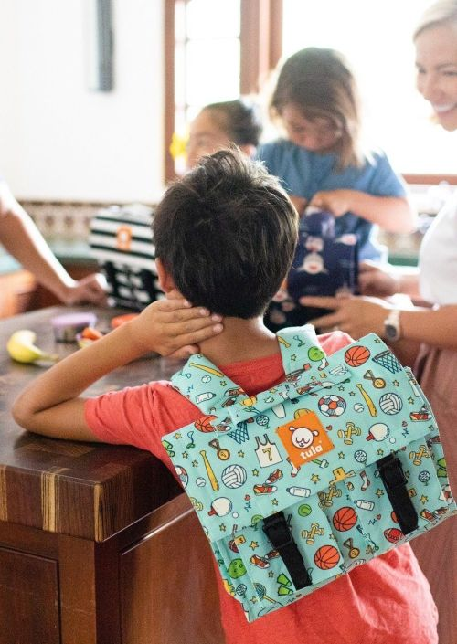 Tula Kids Backpack First Place