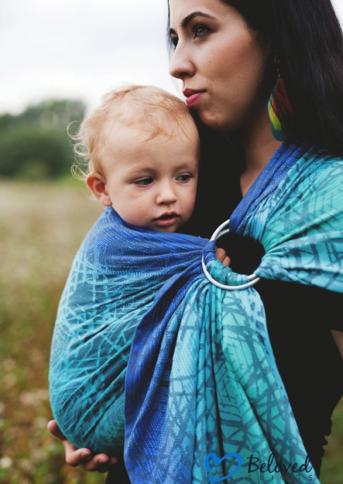 Ringsling Beloved Slings Ocean Abyss